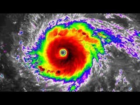 Ураган Ирма: апокалипсис, ставший реальностью.Ирма побила все ураганные рекорды.