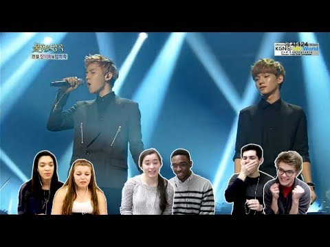 Download Lagu Classical Vocalists React: EXO Baekhyun & Chen 'Really I Didn't Know' Immortal Songs 2 MP3 Free
