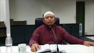 Syarah Bulughul Maram Jil 7 Bab Zikir & Bab Do'a (Hadis 1345-1353) Ust Saifuddin Amin 2.2.2017