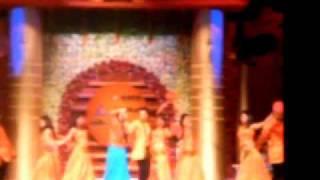 Actress Mythili Dance Performance in Dubai - Part -1