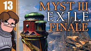 Let's Play Myst III: Exile Part 13 FINALE (Patreon Chosen Game)