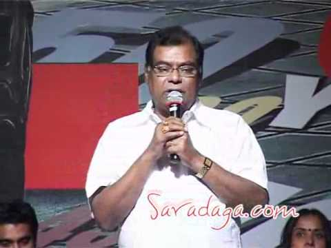 Dookudu Telugu Movie Success Meet Part 01 - Mahesh Babu,samatha,krishna video