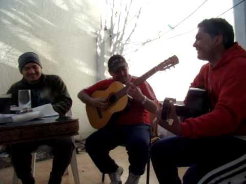 CHACARERA CHAQUEÑA - JUAN PABLO FERNÁNDEZ - EL CANTOR (ARO, ARO, ARO, JAJAJAJAJA)