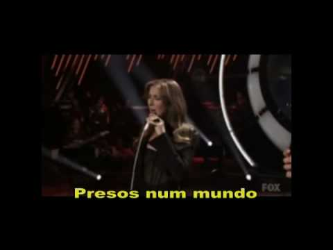 Elvis Presley e Celine Dion - If I Can Dream - Legendado