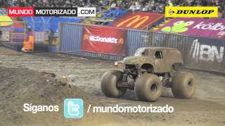 MONSTER JAM COSTA RICA 2011 : SHOW 3 - GRAVE DIGGER