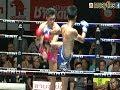 Muay Thai - Chujaroen vs Littewada (ชูเจริญ vs ฤทธิ์เทวดา), Lumpini Stadium, Bangkok, 18.7.17