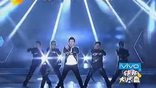Watch Super Junior Maxstep video