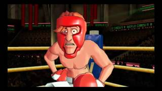 Punch-Out!! Wii - All Round Intermission Animations (HD)
