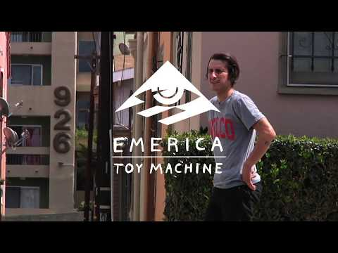 Emerica Presents: Leo Romero x Toy Machine