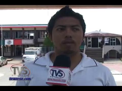 TVS Noticias.- Piden liquidación policias, Chinameca, Veracruz