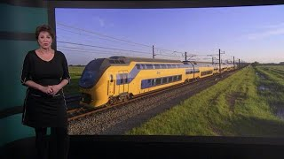 Waarom Sanne niet de trein pakt - RTL Z NIEUWS