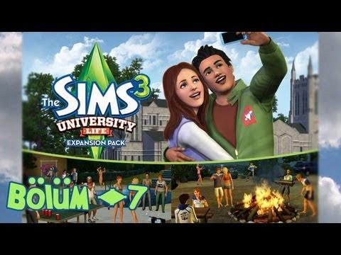 The Sims 3 Oynuyoruz! - Bölüm 7 - Aşk Hayatına Yetişememekten Çişini Tutamamak