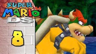 Super Mario 64 DS ITA [Parte 8 - Bowser al Buio]