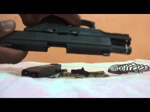 Pistola Taurus pt 24/7 .40 15 tiros + 1