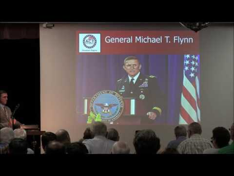 Act! Cleveland Meeting General Michael Flynn 7-15-16