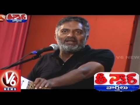Actor Prakash Raj Ask Congress And JDS To Form Karnataka Cabinet | Teenmaar News