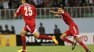 Pakistan vs Nepal – SAFF Championship 2013 Full Match