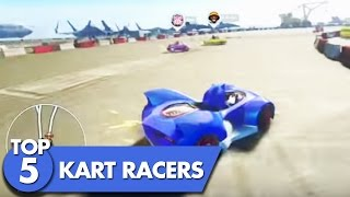 Top 5 Kart Racers