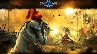ПЕСОЧНИЦА ДЬЯВОЛА - StarCraft II: Wings of Liberty.