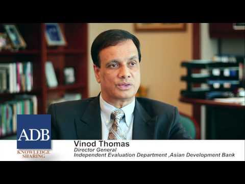 Sustainable Asia Leadership: Program Vinod Thomas
