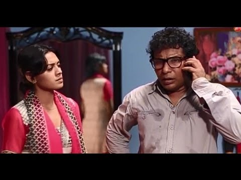 Comedy Eid Natok 2013 - Mobile Court ft Mosharraf Karim & Tisha [HD]