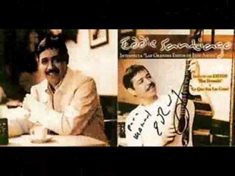 Un Amor Que Termina Asi - Eddie Santiago. ( Salsa) - YouTube