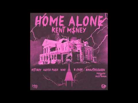 "New Music: Kent M$NEY feat. Hit-Boy, Audio Push, N.No, B.Carr, & BMACTHEQUEEN – ""Home Alone"""