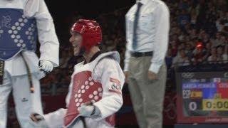 Men's Taekwondo -80kg Gold Medal Match - Spain v Argentina | London 2012 Olympics