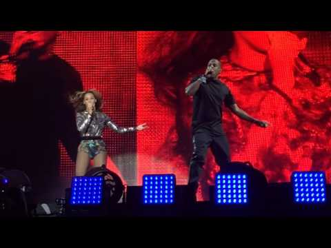 Beyonce and Jay Z - Holy Grail - Stade de France 2014