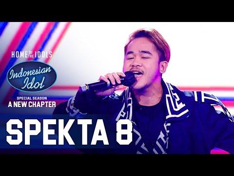 AZHARDI - WITHOUT YOU (Avicii) - SPEKTA SHOW TOP 6 - Indonesian Idol 2021