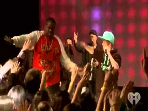 Justin Bieber - Won't Stop Ft Sean Kingston video
