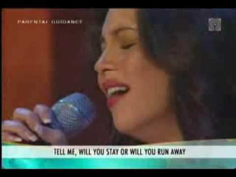 Run to you (Regine in sharon)