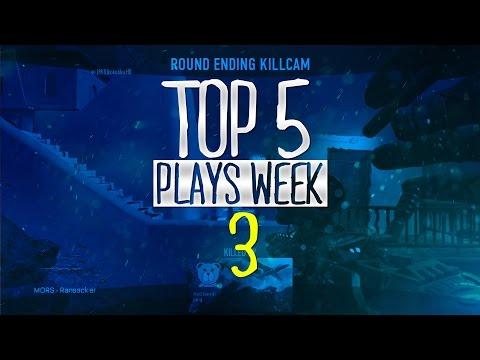 Red Blaziken: Top 5 Plays Week 3 Insane 2160 Crossmap