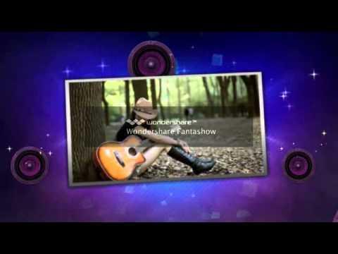 HARGAI CINTAKU ~ D'PASPOR mp4 slides show