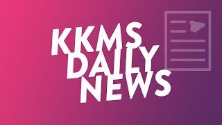 KKMS Daily News-Kellie's New Dog!