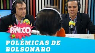 E as declarações polêmicas de Bolsonaro? Confira a análise