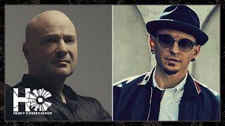 Disturbed's David Draiman on Chester Bennington, Addiction, and Mental Health