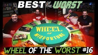 Best of the Worst: Wheel of the Worst #16