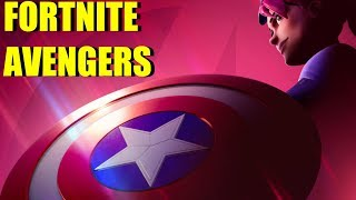 Fortnite AVENGERS END GAME LTM! *NEW* SUPER HERO SKINS Coming to Fortnite? (Whatever is takes)