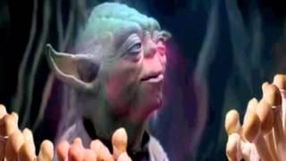 Yoda does shrooms