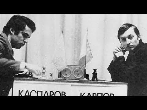 Kasparov vs Karpov 1985