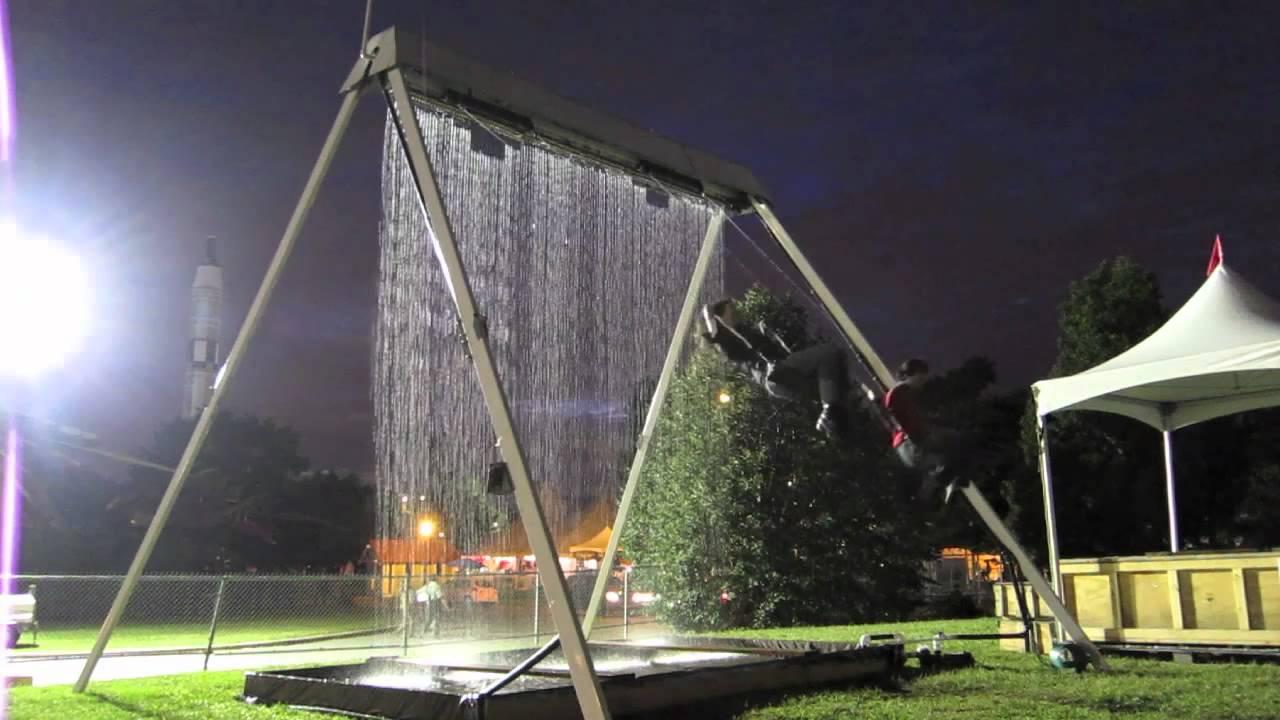 Waterfall Swing