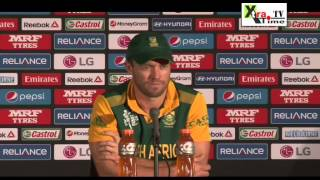 World Cup 2015: AB de Villiers Slams South Africa's 'Unacceptable' Display vs India