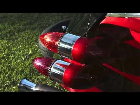 Skulbugery, Volkswagen Beetle chop job