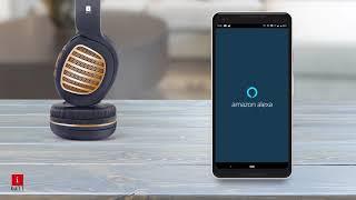 iBall Decibel Smart Headset - Setup of Amazon Alexa (Android)