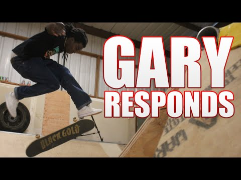 Gary Responds To Your SKATELINE Comments - Tre Flip For The Imps, Chris Joslin Slo Mo, Evan Smith