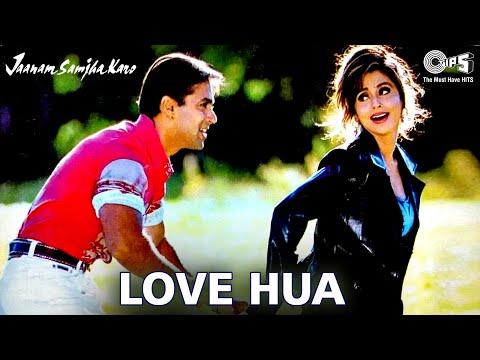 Love Hua Song Video - Jaanam Samjha Karo - Salman Khan, Urmila Matondkar