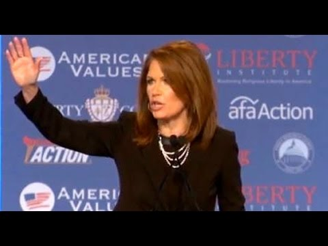 Michele Bachmann Wants Global War with Islam