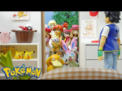 Valentine Day! Pokemon Sweets Party Toys