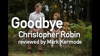 Goodbye Christopher Robin reviewed by Mark Kermode